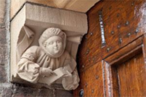 Het Stedehuys - ornament