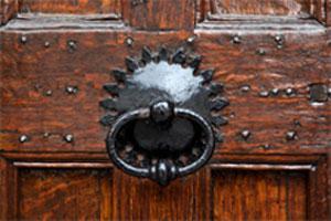 Het Stedehuys - voordeur