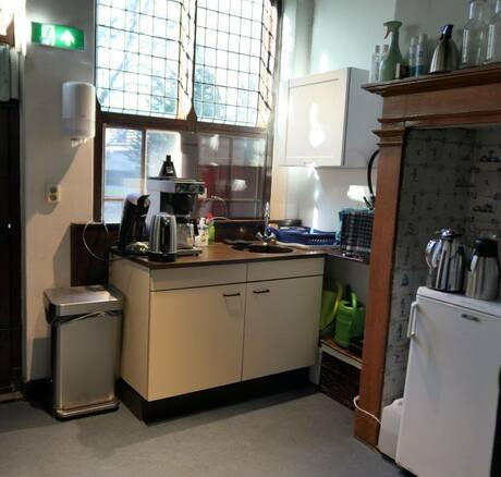 Renovatie keuken en toiletten