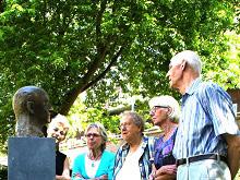 Rondleidingen voor mensen met dementie