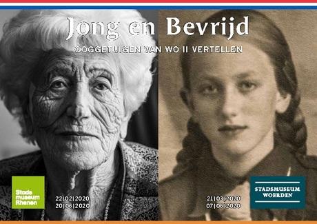 Tentoonstelling stadsmuseum Woerden: Er wordt hard gewerkt aan Jong en Bevrijd...